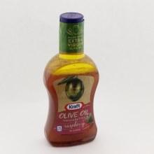 Kraft Olive Oil Raspberry 14 oz