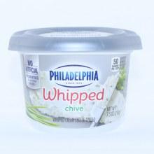 Philadelphia Whipped Chive