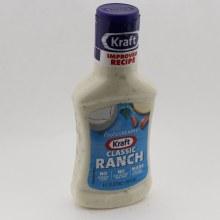 Kraft Ranch dressing 8 oz