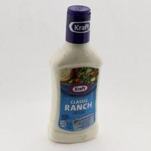 Kraft Classic Ranch Dressing 16 oz