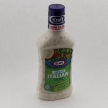 Kraft Creamy Italian Dressing 16 fl oz