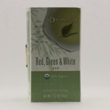 Davidson's Red,Green & White Tea 1.77 oz
