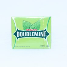 Wrigley's Doublemint Gum 15 pieces