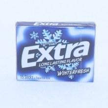 Wrigley's Extra Winterfresh Long Lasting Flavor Gum, Sugar Free Gum 1 pk