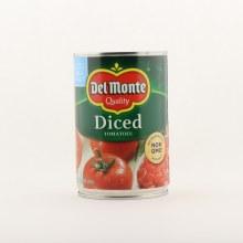 Del Monte Tomatoes