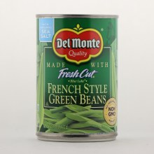 Del Monte French Green Beans 14.5 oz