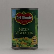 Del Mixed Vegetables 14.5 oz
