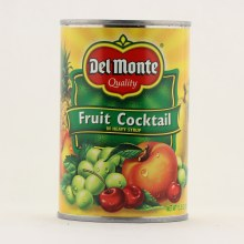 Del Monte Fruit Cocktail in Heavy Syrup 15.25 oz