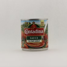 contadina no salt sauce 8 oz
