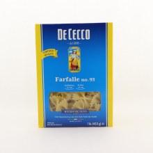 DeCecco Farfalle no.93 1 lbs