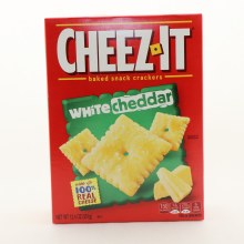 Cheez It White Cheddar