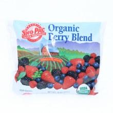 Sno Pac Berry Blend