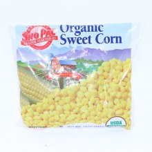 Sno Pac Organic Sweet Corn 10 oz  10 oz