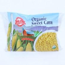 SnoPac Organic Sweet Corn, 80oz.  80 oz