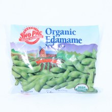 Sno Pac Organic Edamame Soybeans 10 oz 10 oz