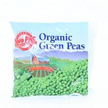 Organic Green Peas 10 oz 10 oz