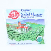 Sno Pac Organic Shelled Sweet Soybeans, 10 oz 10 oz