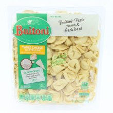 Buitoni Three Cheese Tortellini with Ricotta Parmesan  and  Romano Cheeses