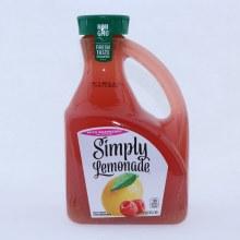 Simply Lemonade Rasp