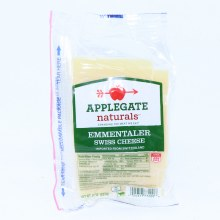 Applegate Emmentaler Cheese
