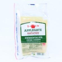 Applegate Naturals Emmentaler Swiss Cheese 8 oz