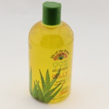 Lilly of The Desert 99% Aloe Vera Gelly Soothing Moisturizer 12 oz
