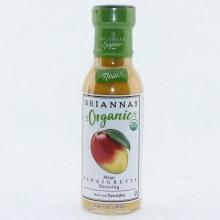 Briannas Org Mango
