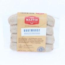 Chef Martins Bratwurst