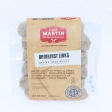 Chef Martin Breakfast Links