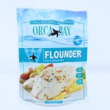 Orca Bay Flounder