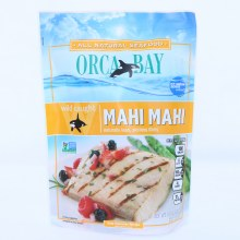 Orca Bay Mahi Mahi Naturally Lean  and  Skinless Filltets Wild Caught Non GMO 10 oz 10 Oz