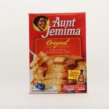 Aunt Jemima original mix 32 oz