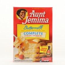 Aunt Jemima Buttermilk Complete 32 oz