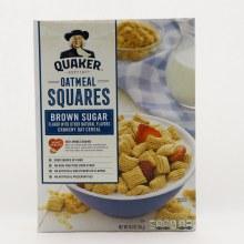 Quaker Oat Squares Br Sugar