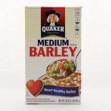 Quaker Med Barley 16 oz