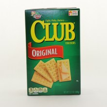 Club Original Crackers