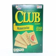 Keebler Reduced Fat Club Crackers