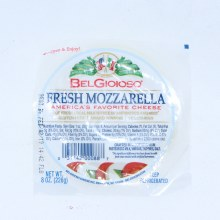 BelGioioso Fresh Mozzarella Cheese  8oz 8 oz