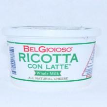 BelGioioso Ricotta Con Latte 16oz.