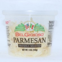BelGioioso Freshly Shaved  Parmesan Cheese