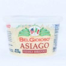 Belgioiso Shredded Asiago