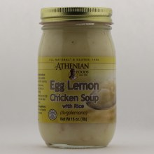Ath Egg Lemon Chick/soup
