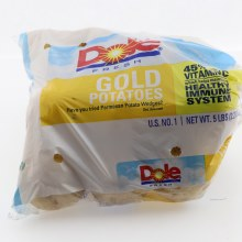 Dole Fresh Yukon Gold Potatoes