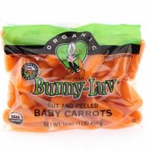 Organic Baby Carrots