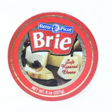 Brie Soft Ripened Cheese