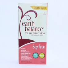 Earth Balance Soy Free Butter