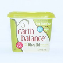 Earth Bal Olive Oil Butter