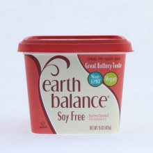 Earth Balance Spread Soy Free