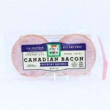 Jones Canadian Bacon