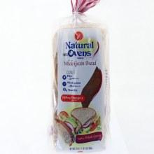 Natural Ovens Bakery Whole Grain Bread  100Per Cent Whole Wheat  24 oz
